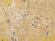 경성시가도(서울특별시청 주변,1933년)