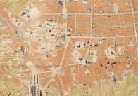 경성시가도(서울특별시청 주변,1927년)
