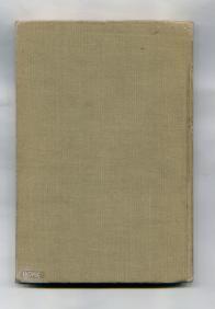 『한국의 짧은 경험』(태평양언론출판협회, 1923) 뒤표지