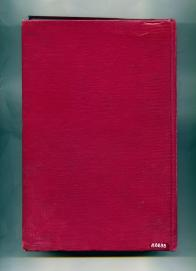 『한국의 언더우드』(플레밍 레벨 출판, 1918) 뒤표지
