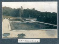 창경원 식물원 앞 화단