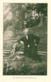 언더우드 박사(1907년 스위스)