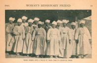 기독운동을 위해 시간을 내준 여성들