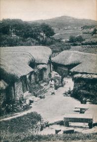 조선 농촌 마을