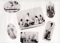 조선풍속(돌잔치, 회갑연, 서당, 기생, 문관, 무관)