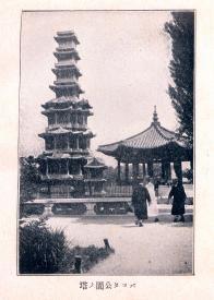파고다공원 원각사지 십층석탑