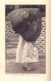 모자 쓴 북부지방 교인