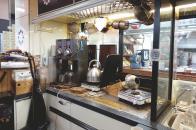 은마종합상가 'ㅅ' 커피집 커피 볶는 작업