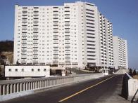 15층으로 지어진 남산외인아파트