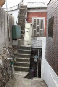 첫 번째 막다른 골목