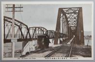경부선 한강철교의 열차운행