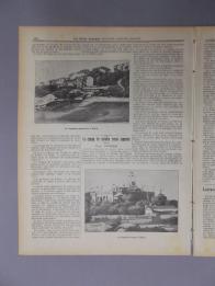 『르 쁘디 주르날』에 수록된 일본공사관과 러시아공사관