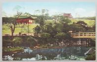 장충단공원과 박문사 일대 전경