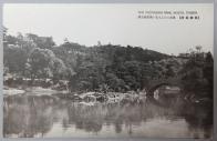 장충단공원과 박문사 일대의 전경