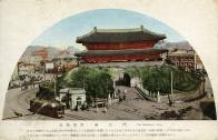 숭례문 일대의 전경