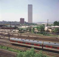 1980년대 중반 63빌딩의 모습(1984)