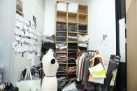 서울패션센터 디자이너 사무실 내부 2