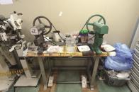 마감수 작업에 사용되는 기계 2