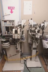 마감수 작업에 사용되는 기계 1