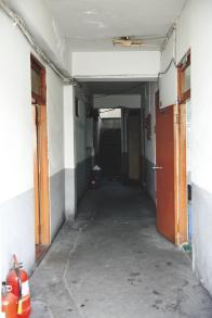 버스 안내양의 숙소와 사감실이 있던 1층