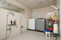 쪽방주민을 위한 샤워실과 세탁실
