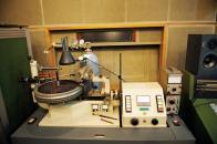 국내 유일의 LP판 커팅 기계