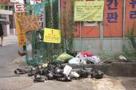 쓰레기 불법 투기