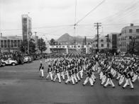 5ㆍ16혁명 2주년 기념 3군 사관생도, 각군 의장대 가두행진