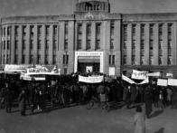 월남 귀순용사 시민환영대회