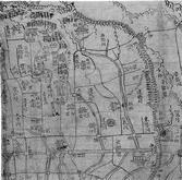 1760년대 「한양도」에 나타난 연지동·효제동 일대