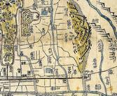 1864년 「수선전도」에 보이는 연지