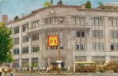 미군PX로 사용되고 있는 옛 미츠코시백화점 전경