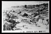 동대문 앞의 종로통 전차길(1800년대 말)