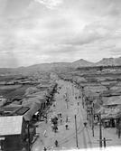 동대문 앞의 종로통 전차길(1901)