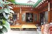 북아현 1-472번지(마당에서 바라본 대청과 부엌)