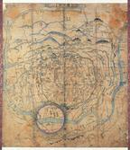 한양도(1760년대)