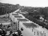건군 제16주년 국군의 날 행사