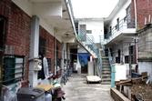 133-15번지 중정마당과 계단