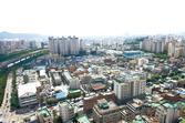 마장동 축산물시장 일대 전경
