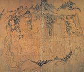 도성대지도(都城大地圖)