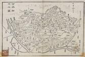 경성부근지도(京城附近地圖)