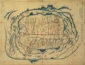 18세기 중엽 신촌 주변 지역의 도로망