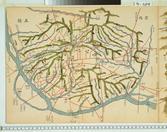 19세기 후반 『동여도』 중 「경조오부도」