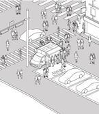 2004년 상상마당 재현 : 떡볶이 푸드트럭
