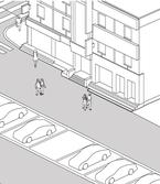 2004년 상상마당 재현 : 한산한 잔다리로 아래쪽