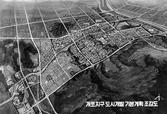 개포지구 도시개발 기본계획 조감도