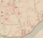경성도(조선교통지도,1924)
