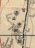 고갯마루 명칭 마을의 지도상 표기 양상(맹현)
