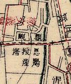 고갯마루 명칭 마을의 지도상 표기 양상(관현)