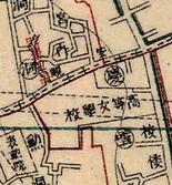 고갯마루 명칭 마을의 지도상 표기 양상(안현)